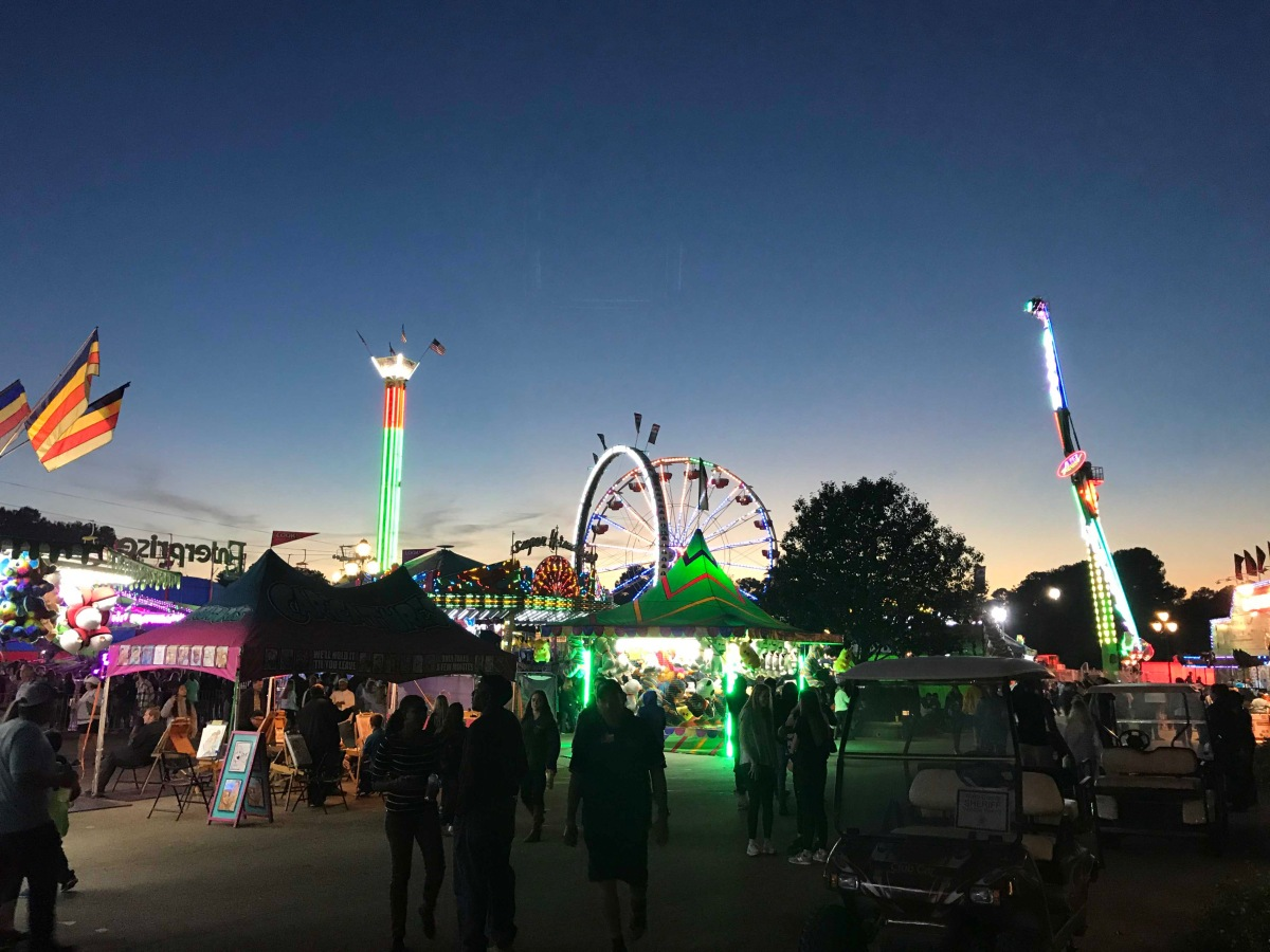 A Culinary Journey Through the NC State Fair