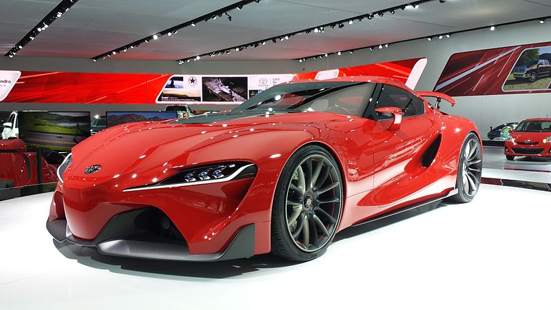 Toyota Announces 2019 Supra to Debut at Detroit Auto Show