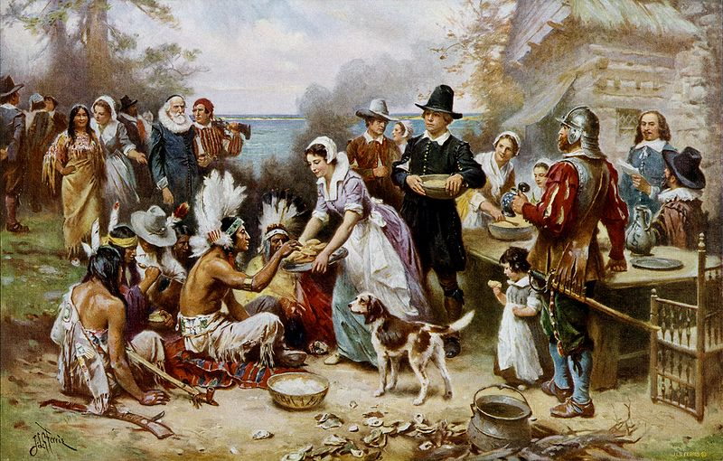 The True Origins of Thanksgiving