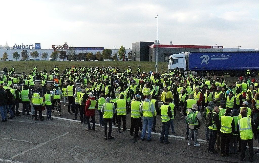 "French Protests: The ""Gilets Jaunes"" Movement"