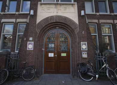 Dutch Church Protects Family from Deportation