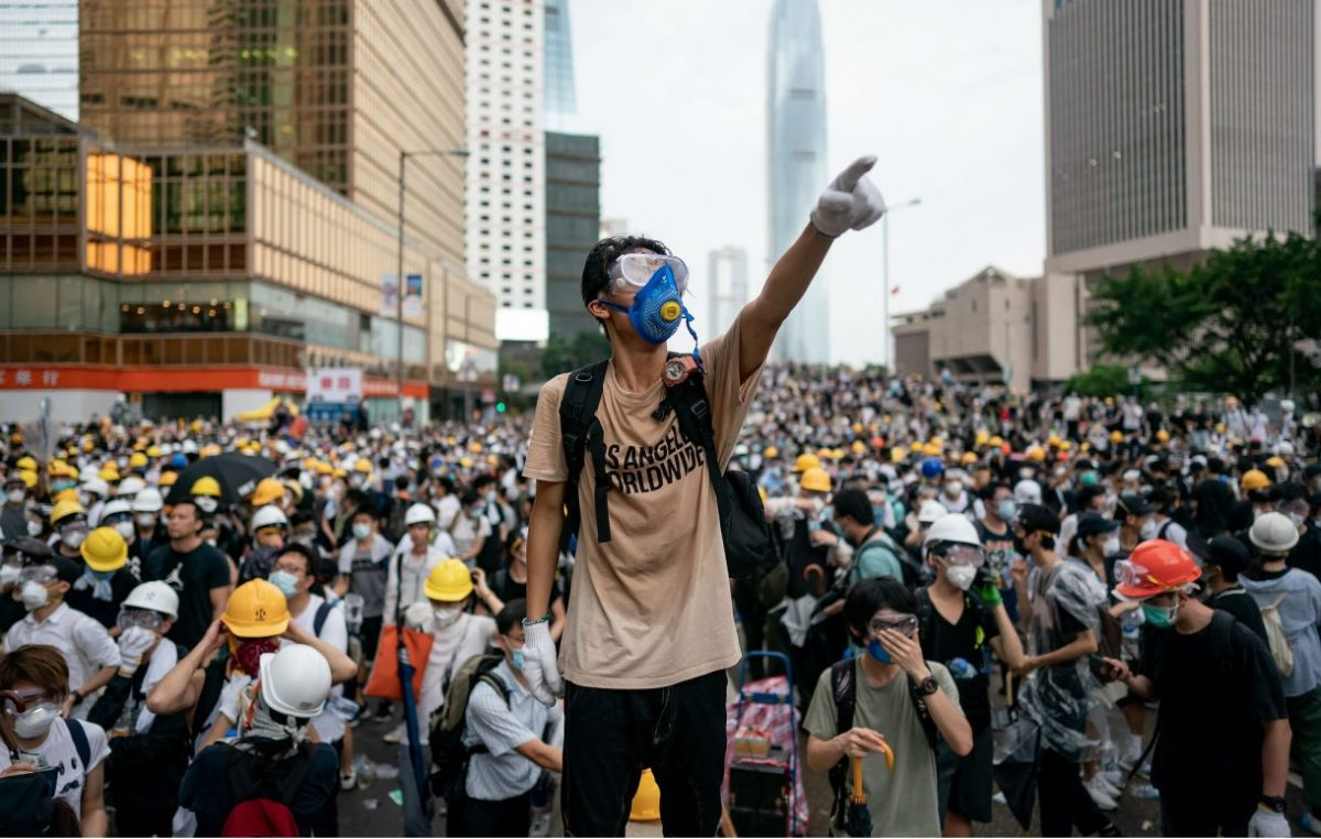 What Are The Hong Kong Protests All About?