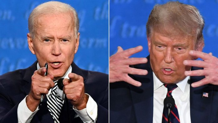 The First 2020 Presidential Debate: A Headache