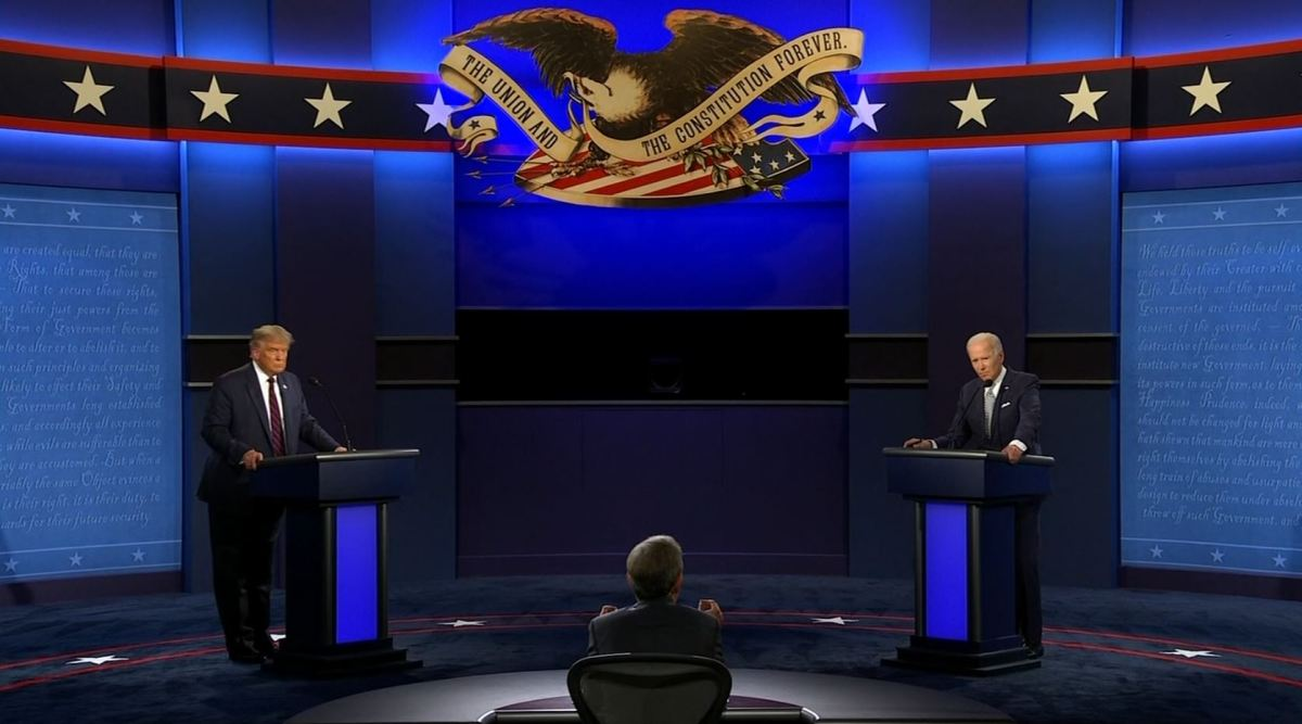 A Recap of the First Presidential Debate
