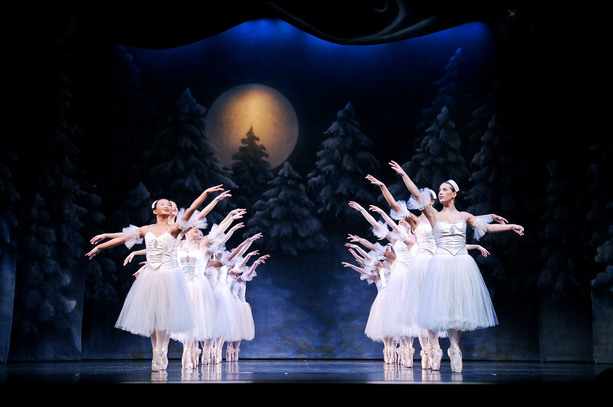 Nutcracker Performances Cancelled This Year? Here's How You Can Still Watch the Ballet atHome