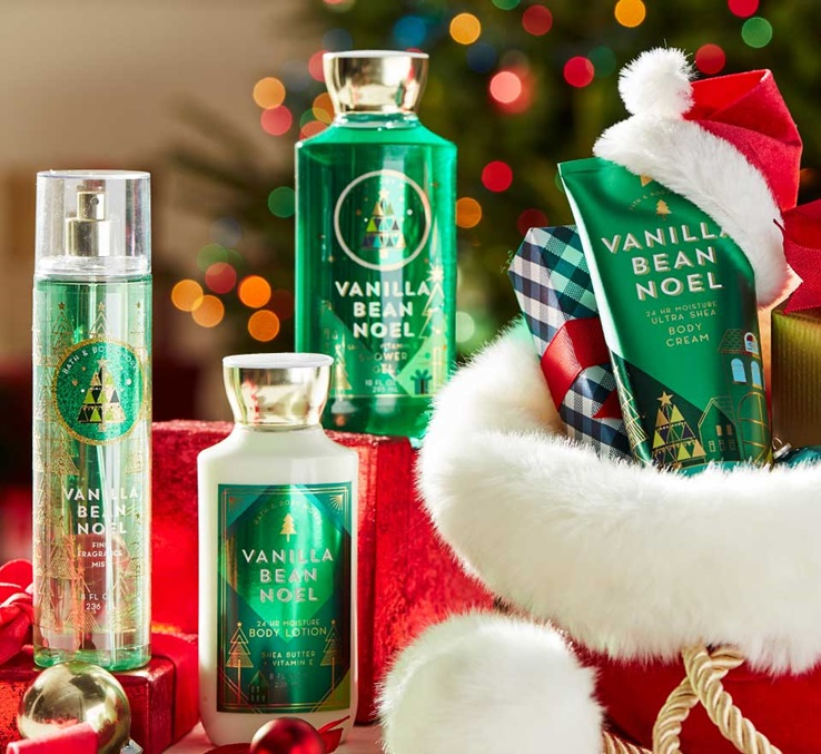 Rating Bath & Body Works HolidayScents