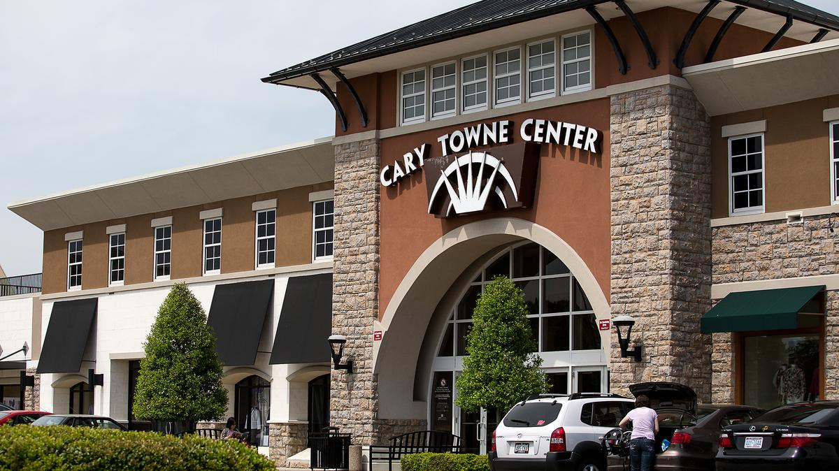 A Look Into The Past: The Cary Towne Center