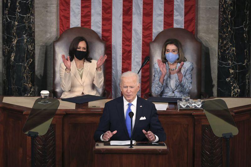 Four Takeaways From Biden's First Address toCongress