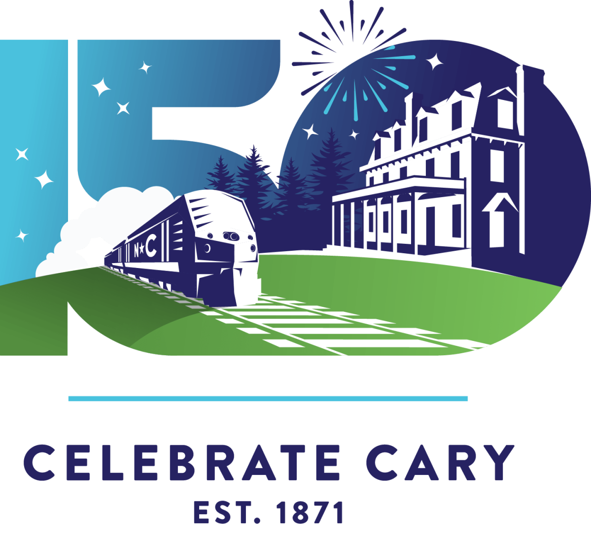 Cary Celebrates 150 Years of Tradition, Growth, and Life