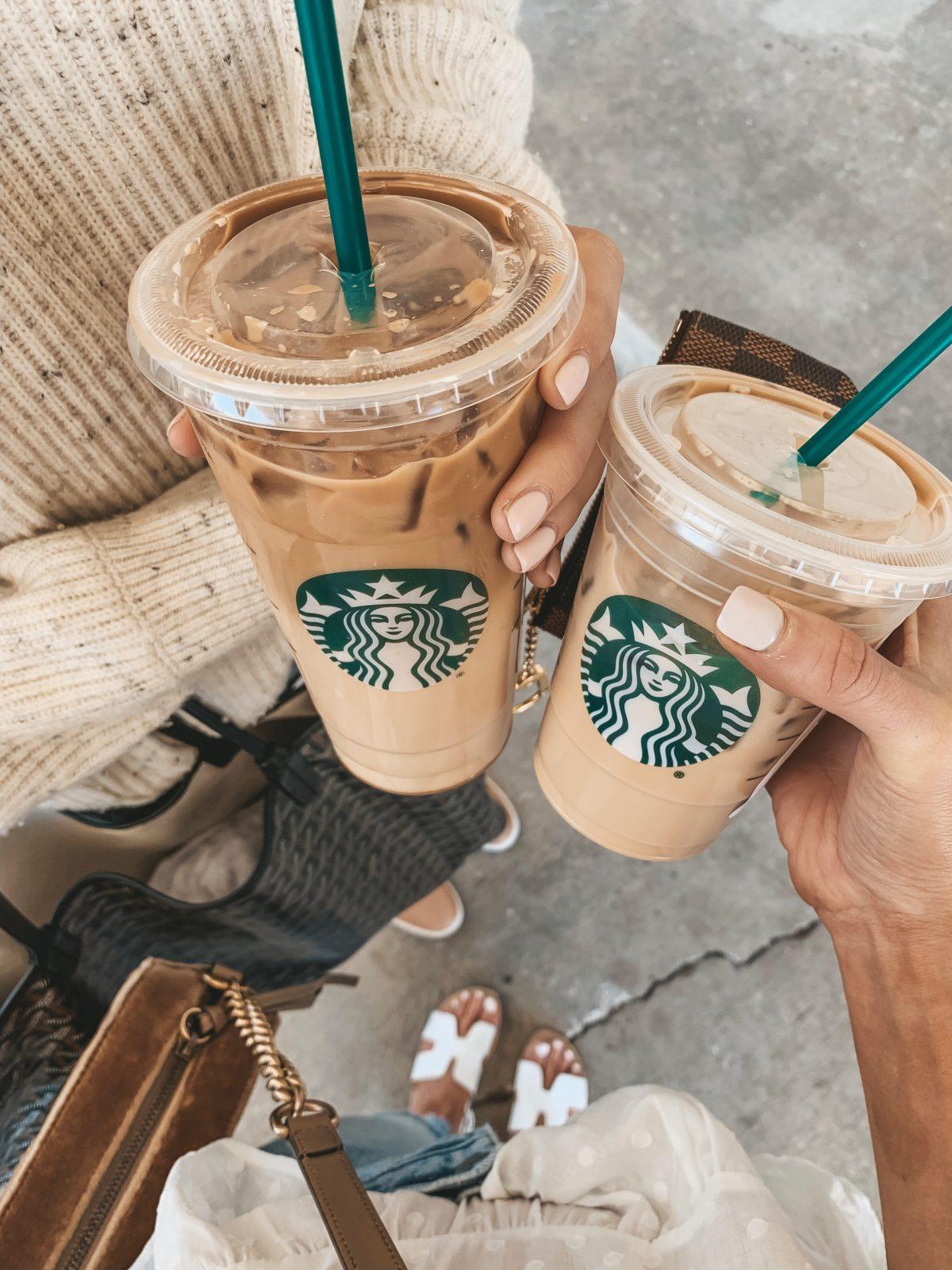 My Favorite Healthy Ways to Get Your StarbucksFix